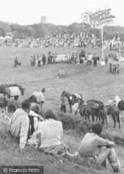 Ballyshannon, Danby House Show Grounds And Church c.1960