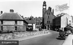 Ballyshannon, The Bridge c.1955