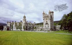 1983, Balmoral Castle
