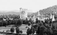 Balmoral Castle, c.1890