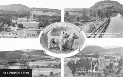 Balmoral Castle, Composite c.1935
