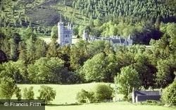 Over Deeside c.1985, Balmoral Castle