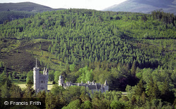 View South Over Deeside c.1985, Balmoral Castle