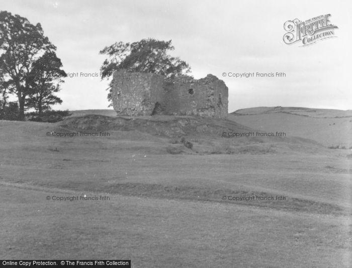 Photo of Balmullo, Cruivie Castle 1953