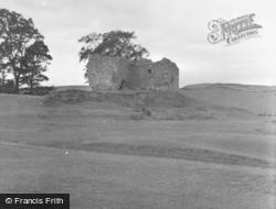 Balmullo, Cruivie Castle 1953
