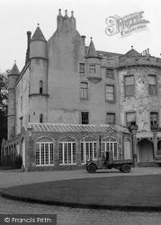 Balnagown Castle, 1952