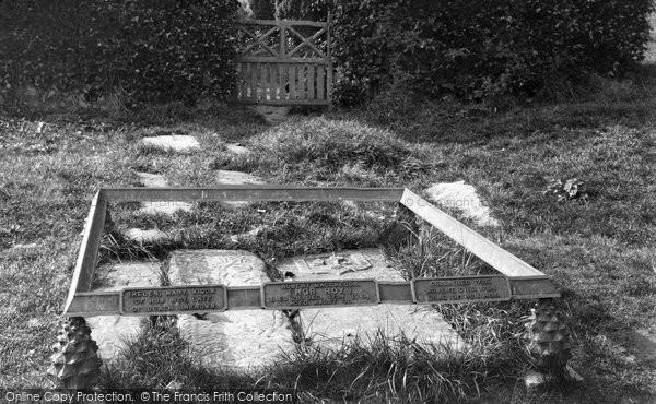 Photo of Balquhidder, Rob Roy's Grave c.1880