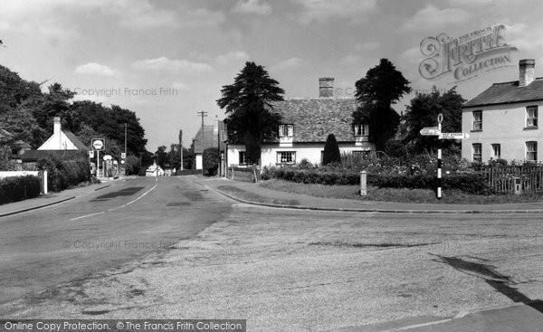 Photo of Balsham, Main Road 1959
