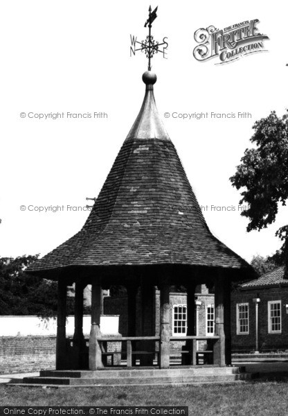Photo of Balsham, Prince's Memorial Bandstand 1959