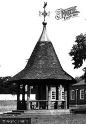 Balsham, Prince's Memorial Bandstand 1959