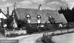 Balsham, Thatched Cottage 1959