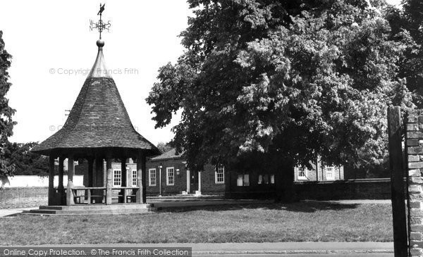 Balsham, The Green 1959