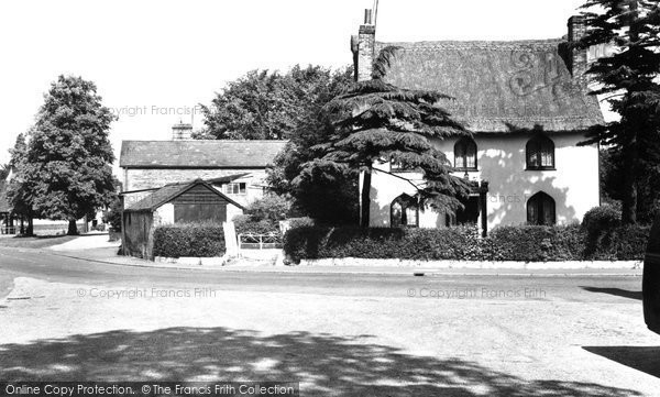 Photo of Balsham, The Village 1959