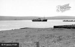 Baltasound, 'earl Of Zetland' c.1960