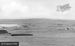 Baltasound, Looking South c.1950