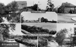 Baltonsborough, Composite c.1950