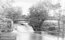 Baltonsborough, Flight's Pool c.1950