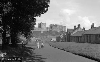 Bamburgh, 1954