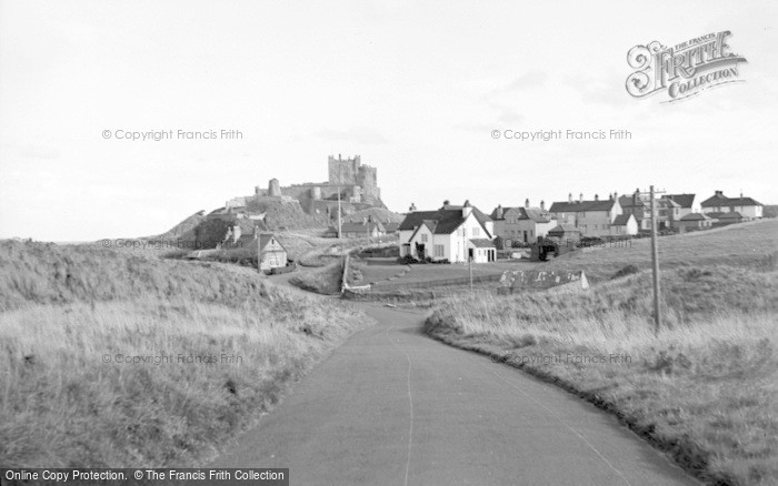 Photo of Bamburgh, 1954