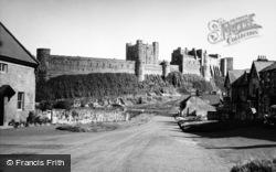 Bamburgh, Castle 1950