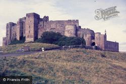 Bamburgh, Castle 1986