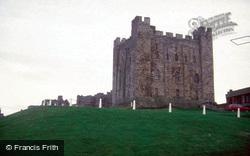 Bamburgh, Castle Keep 1986