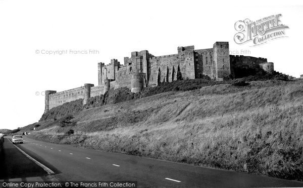 Photo of Bamburgh, the Castle 1954, ref. B547030