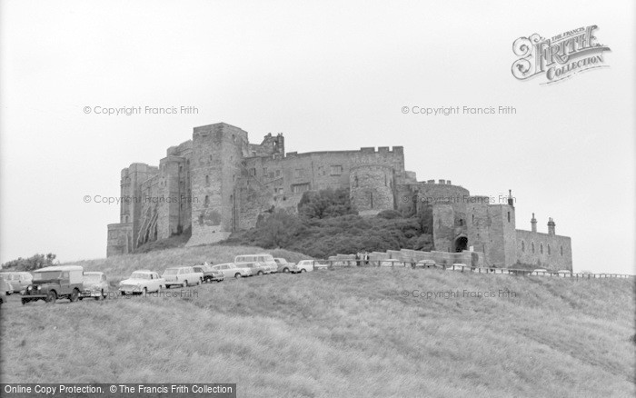 Photo of Bamburgh, The Castle 1962