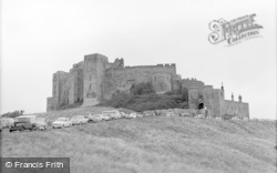 Bamburgh, The Castle 1962