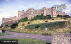 Bamburgh, The Castle 1986