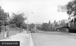 Bamford, Bury Road c.1955