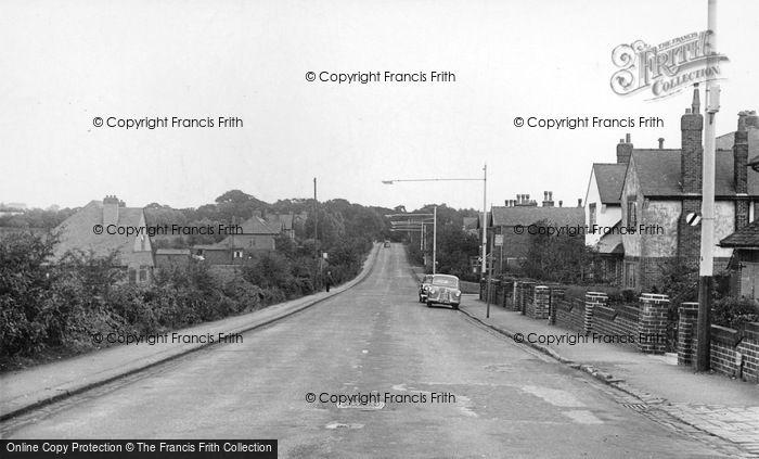 Photo of Bamford, Bury Road c.1955
