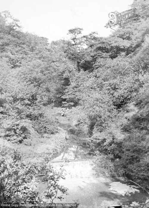 Photo of Bamford, Carr Woods c.1955