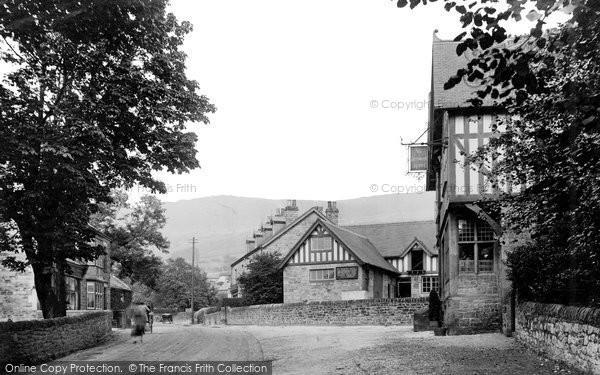 Photo of Bamford, Derwent Hotel 1919
