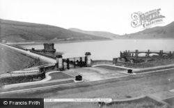 Bamford, Ladybower Dam c.1965