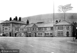 Bamford, Marquis Of Granby Hotel c.1960