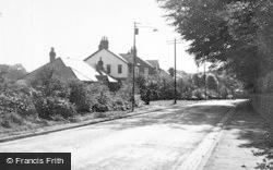 Bamford, Norden Road c.1955