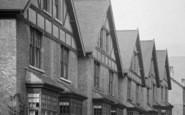 Bamford, Row Of Houses 1919
