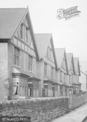 Bamford, Row Of Houses 1919