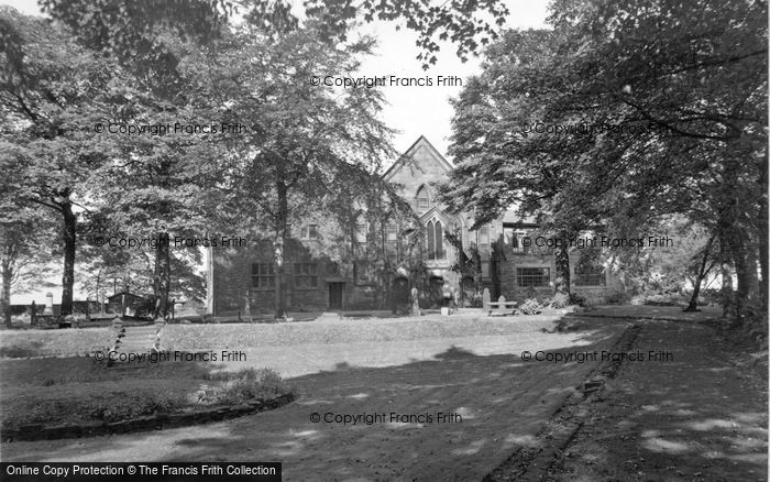 Photo of Bamford, The Chapel c.1955