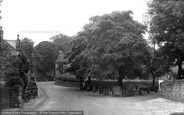 Photo of Bamford, The Green c.1955