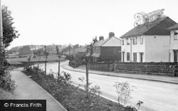 Bamford, War Office Road c.1955