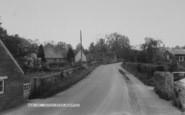 Bampton, Aston Road c.1965