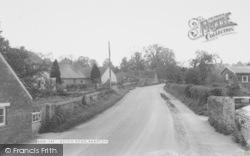 Aston Road c.1965, Bampton