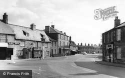 Bampton, Bridge Street c.1965