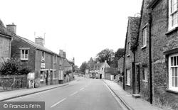 Bridge Street c.1965, Bampton