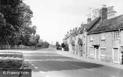 Broad Street c.1965, Bampton
