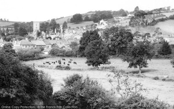 Photo of Bampton, c.1960