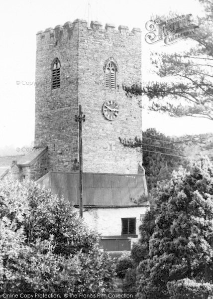 Photo of Bampton, Church Of St Michael And All Angels c.1960