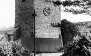 Bampton, Church Of St Michael And All Angels c.1960